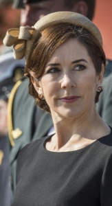 Crown Princess Mary, September 5, 2014 in Susanne Juul | Royal Hats