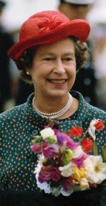 Queen Elizabeth 1984 | The Royal Hats Blog