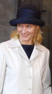 Crown Princess Mette Marit, Feb 2, 2002 | The Royal Hats Blog