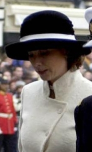 Princess Marilène, December 2004 | The Royal Hats Blog