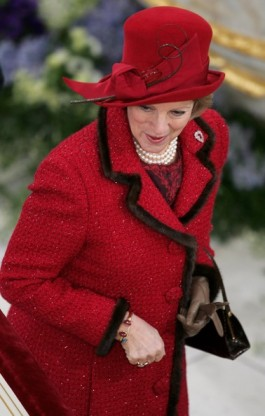 Queen Anne-Marie, January 26, 2006 | The Royal Hats Blog