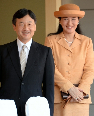 Crown Princess Masako, October 12, 2013 | The Royal Hats Blog