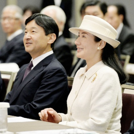 Crown Princess Masako, October 18, 2013 | The Royal Hats Blog