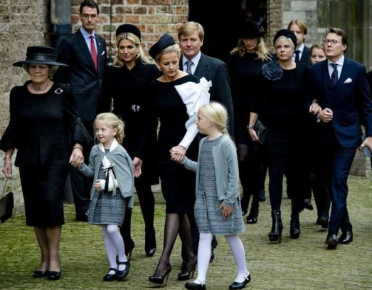 Dutch Royal Family, November 2, 2013 | The Royal Hats Blog