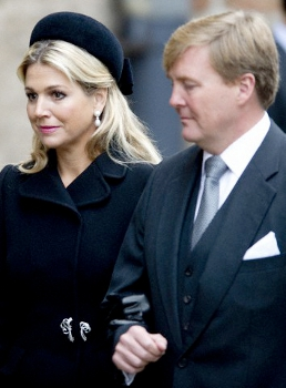 Queen Máxima, November 2, 2013 | The Royal Hats Blog