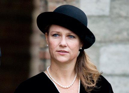 Princess Martha Louise, November 2, 2013 | The Royal Hats Blog