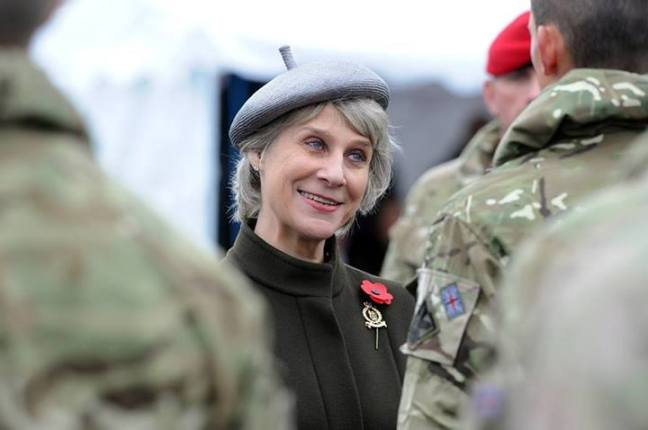 Duchess of Gloucester, Nov. 6, 2013 | The Royal Hats Blog