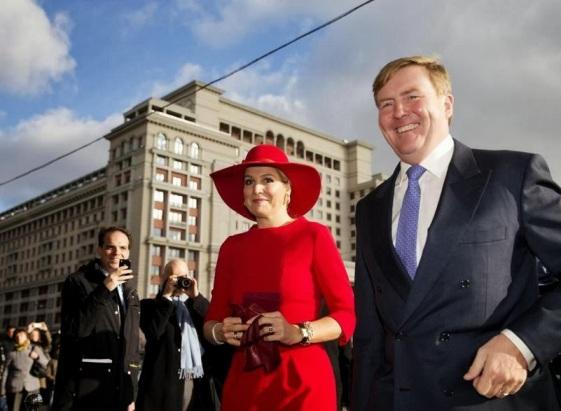 Queen Máxima, Nov. 9, 2013   The Royal Hats Blog