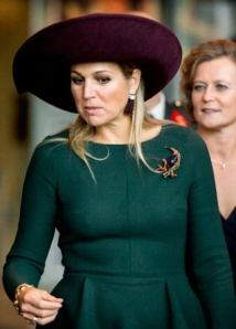 Queen Máxima, Nov. 11, 2013 | The Royal Hats Blog