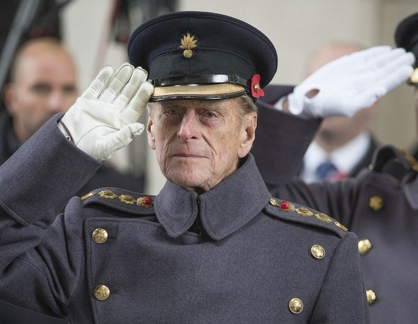 The Duke Of Edinburgh, Nov. 11, 2013 | The Royal Hats Blog