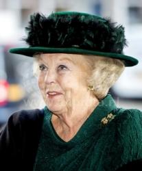 Princess Beatrix, Nov. 14, 2013 | Royal Hats