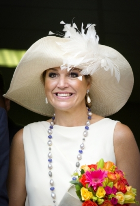 Queen Máxima, Nov. 18, 2013 | The Royal Hats Blog