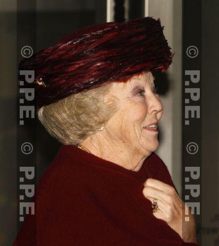 Princess Beatrix, Nov 20, 2013 | The Royal Hats Blog