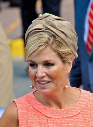 Queen Máxima, Nov. 20, 2013 | The Royal Hats Blog