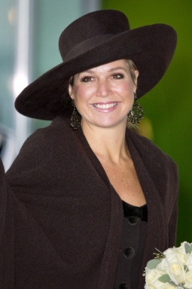 Queen Máxima, Nov. 26, 2013 |  The Royal Hats Blog