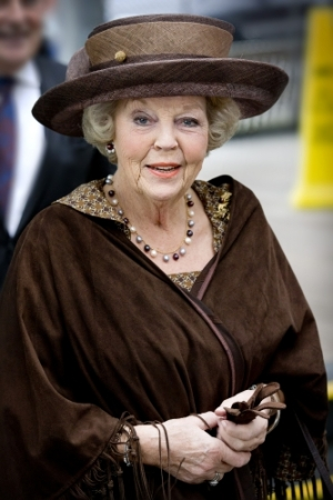 Princess Beatrix, Nov. 26, 2013 | The Royal Hats Blog