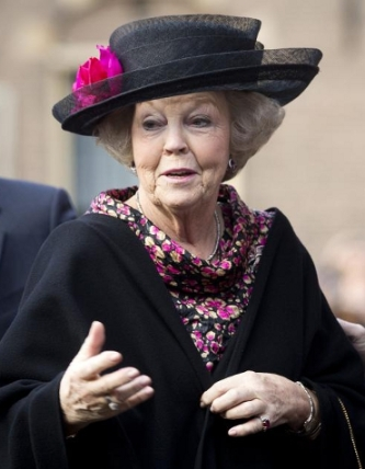 Princess Beatrix, Nov. 30, 2013 | The Royal Hats Blog