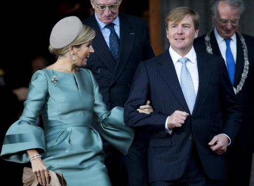 Queen Máxima, Nov. 30, 2013 | The Royal Hats Blog