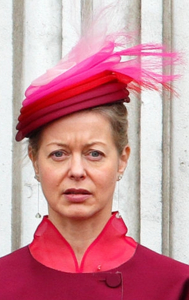 Lady Helen Taylor, June 14, 2014 in Stephen Jones | Royal Hats