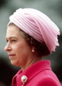 Queen Elizabeth,1978| The Royal Hats Blog