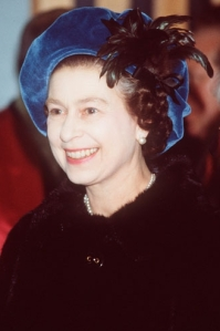 Queen Elizabeth, 1981 in Frederick Fox | The Royal Hats Blog