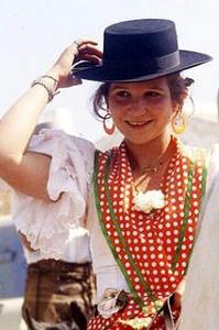 Infanta Elena, 1984 | The Royal Hats Blog