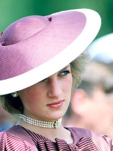 Princess Diana, 1985, in Frederick Fox | The Royal Hats Blog
