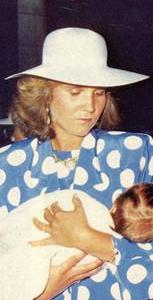 Infanta Elena, July 10, 1986 | The Royal Hats Blog