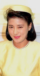 Masako Owada, Jan 19, 1993 | The Royal Hats Blog