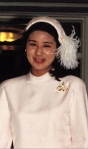 Masako Owada,  April 28, 1993 | The Royal Hats Blog
