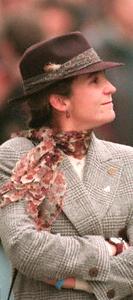 Infanta Elena, Dec. 11, 1994 | The Royal Hats Blog