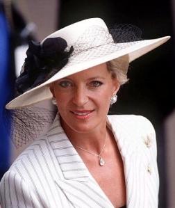 Princess Michael of Kent, June 19, 1996, in Frederick Fox   The Royal Hats Blog