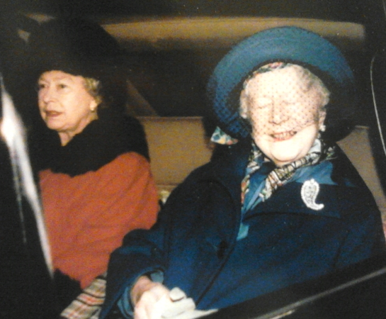 Queen Elizabeth, January 1997 | The Royal Hats Blog
