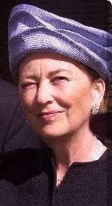 Queen Paola, 2001 | The Royal Hats Blog