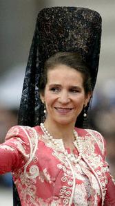 Infanta Elena, May 22, 2004 | The Royal Hats Blog