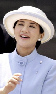 Crown Princess Masako, May 14, 2005 | The Royal Hats Blog