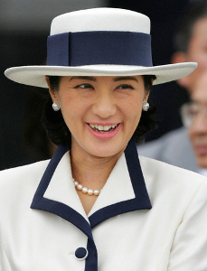 Crown Princess Masako, June 8, 2006 | The Royal Hats Blog
