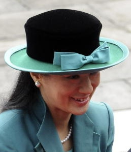 Crown Princess Masako, Nov.10, 2008 | The Royal Hats Blog