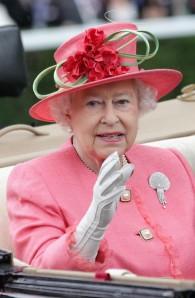 Queen Elizabeth, June 14, 2011 in Rachel Trevor Morgan | The Royal Hats Blog