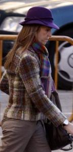 Infanta Elena, Dec. 19, 2011 | The Royal Hats Blog