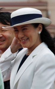 Crown Princess Masako, May 16, 2012 | The Royal Hats Blog