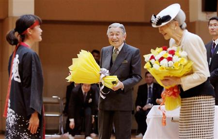 Empress Michiko, December 3, 2013   The Royal Hats Blog