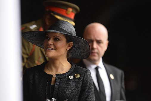 Crown Princess Victoria, Dec. 10, 2013 | The Royal Hats Blog
