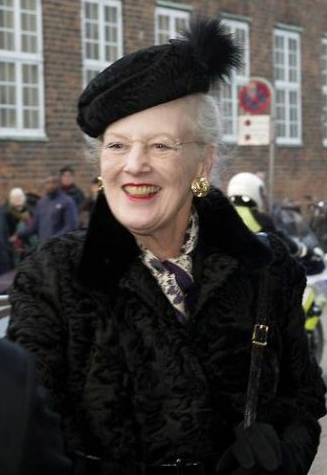 Queen Margrethe, Dec. 12, 2013 | The Royal Hats Blog