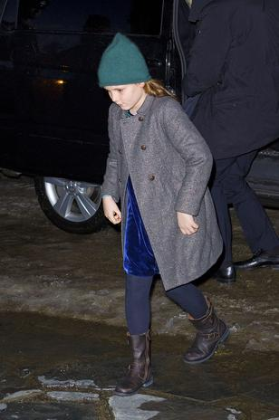 Princess Ingrid, December 24, 2013 | The Royal Hats Blog