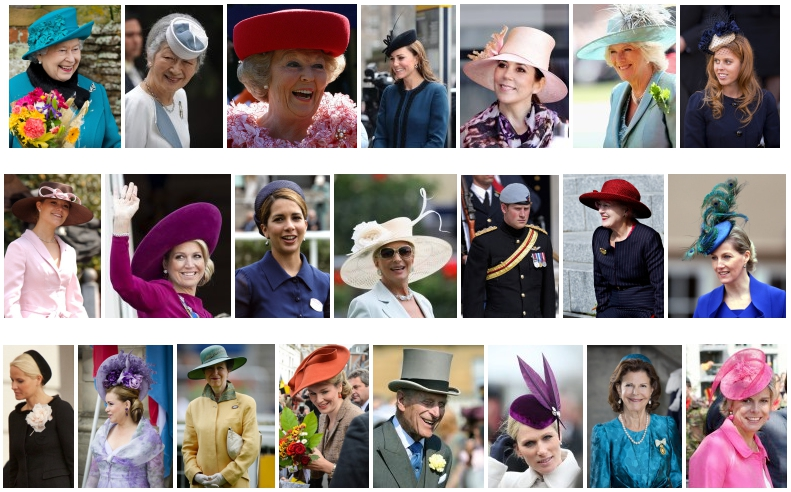 The Royal Hats Blog