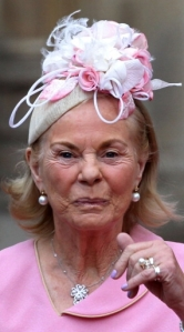 The Duchess of Kent, April 29, 2011 | The Royal Hats Blog