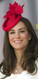 The Duchess of Cambridge, July 1, 2011 in Silvia Fletcher for Lock & Co. | The Royal Hats Blog