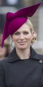 Zara Phillips, March 15, 2012 | The Royal Hats Blog