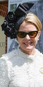 Lady Serena Armstrong-Jones, June 19, 2012 The Royal Hats Blog